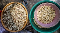 Stacked Cashews
